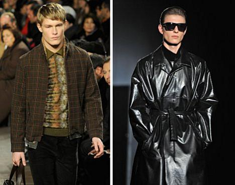 Fashion week masculin