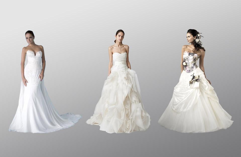 Choisir sa robe de mariée est toujours difficile