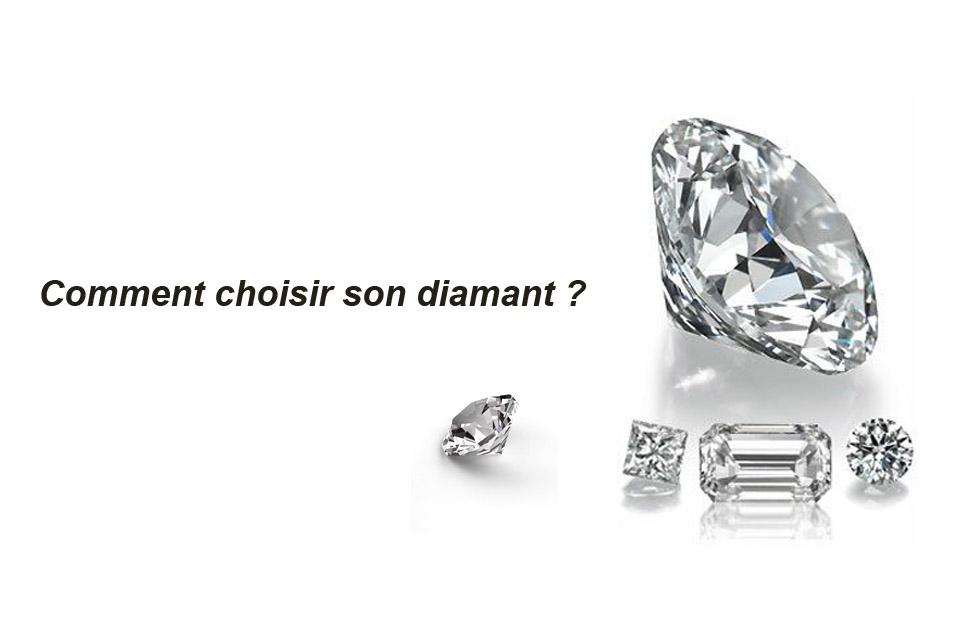 Choisir son diamant avec les 4C