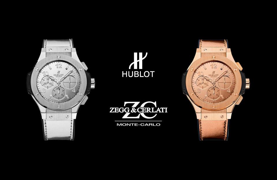 Hublot et Zegg & Cerlati présente une montre pour femme