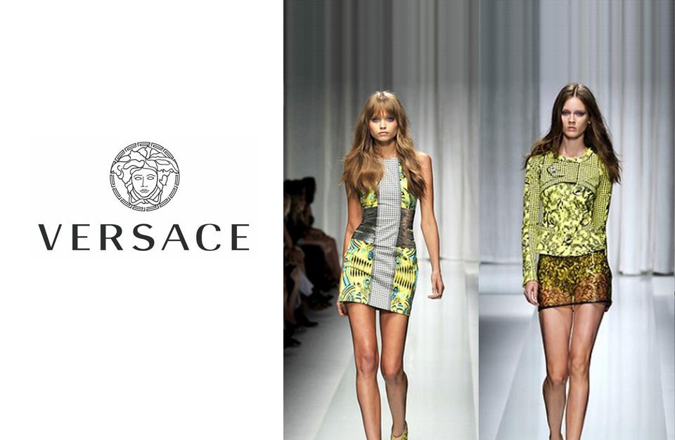 Versace presente sa ligne de bijoux