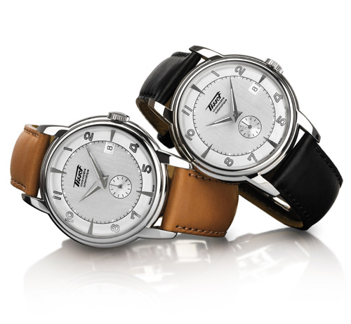 la collection de montres tissot heritage