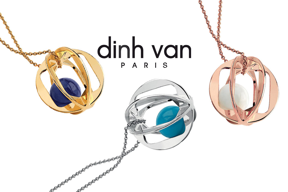 Collection La Sphère Dinh Van