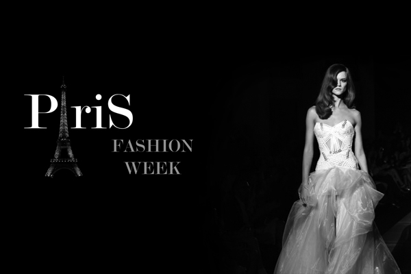 Fashion Week Paris de Haute couture collection autonmes et hiver 2012-2013