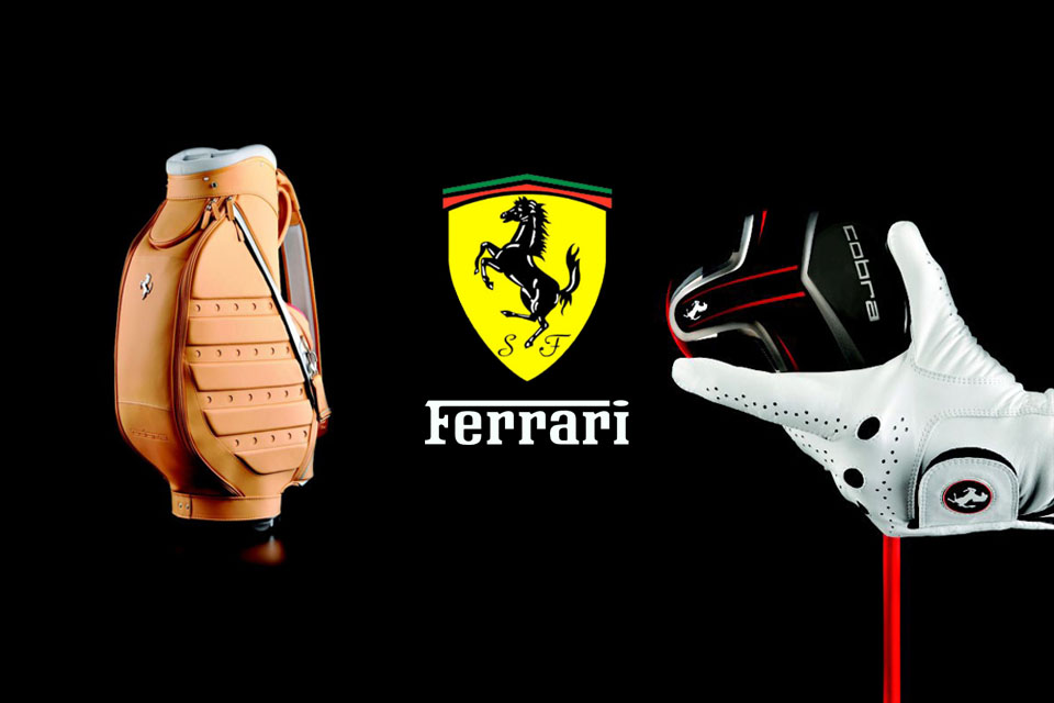 Ferrari Golf Collection