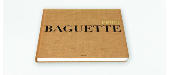 Livre anniversaire Fendi Baguette