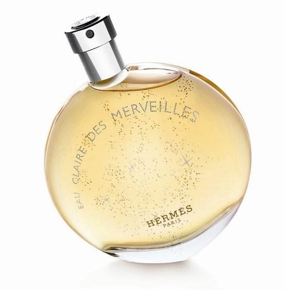 Hermès le parfum eau claire des merveilles