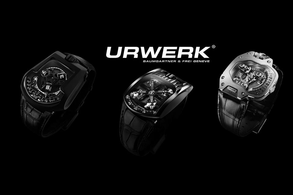 Urwerk : la montre du futur à 15 ans