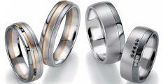 Couples d'alliances 2 ors et diamants