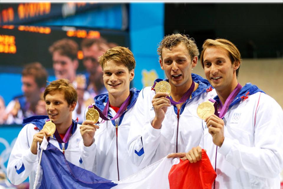 Médaillés or olympiques Français