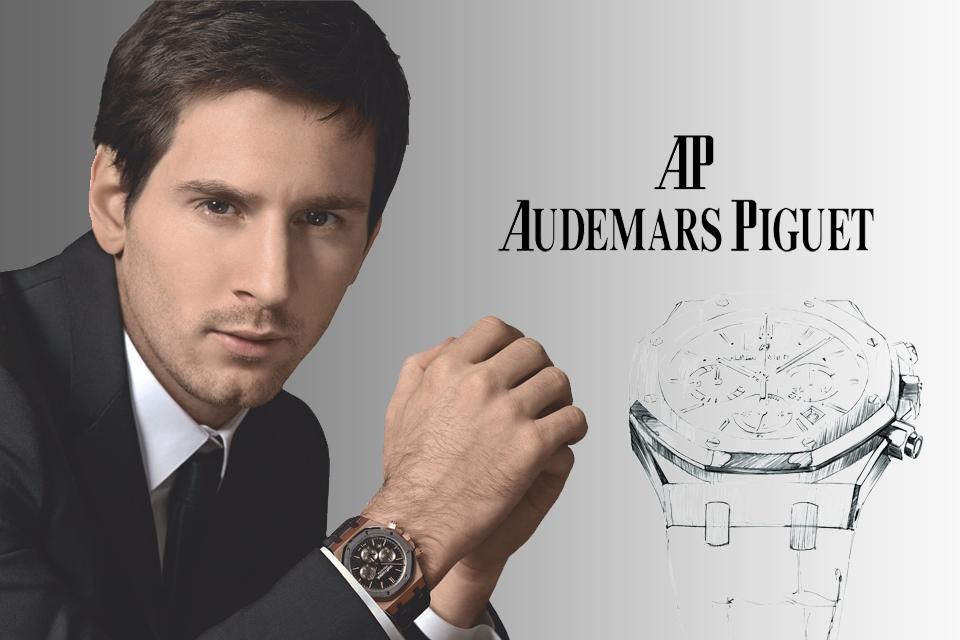 Audemars Piguet lance une édition limitée Lionel Messi
