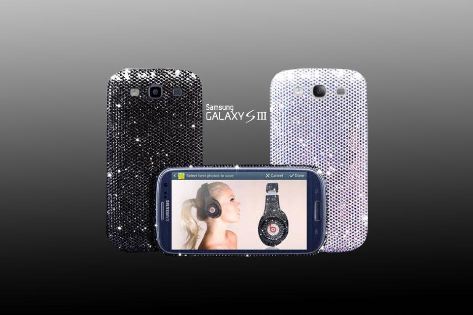 Coque Swarovski Samsung Galaxy S3