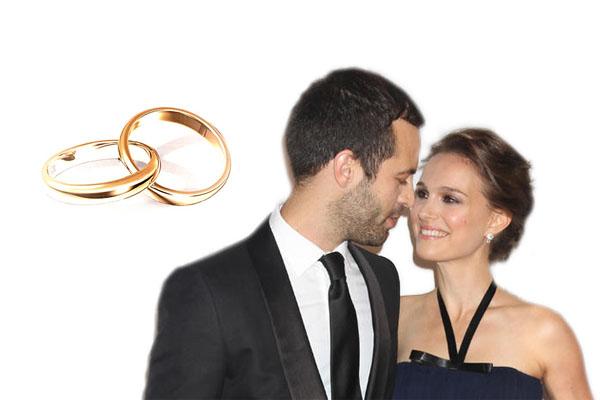 Mariage Natalie Portman