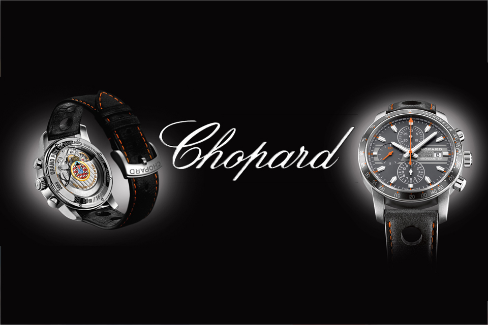 Chronographe Chopard GP Monaco Historique
