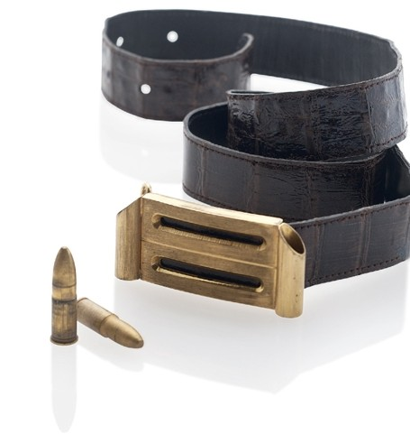 James Bond ceinture