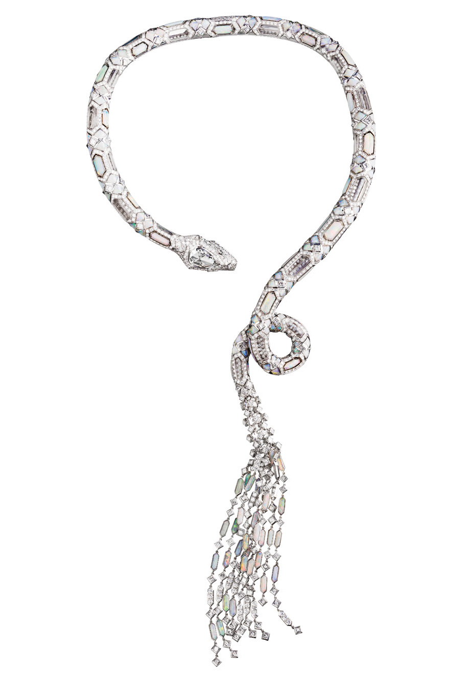 Collier Serpent de Boucheron