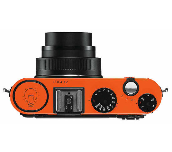 Leica X2 de Paul Smith