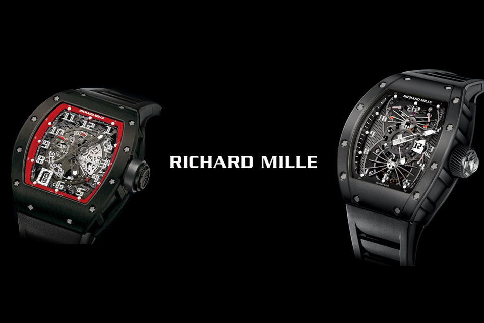Richard mille montres