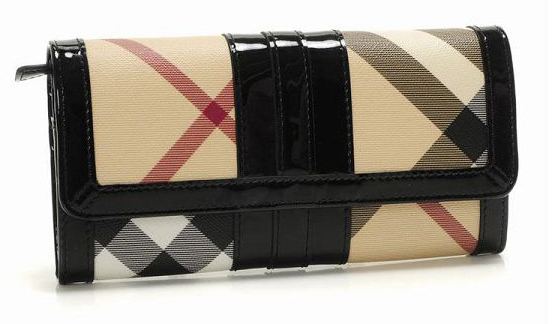 Action Burberry chute