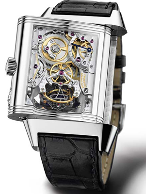 Watch back jaeger lecoultre reverse gyrotourbillion 2