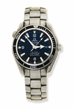Christie's montre James Bond