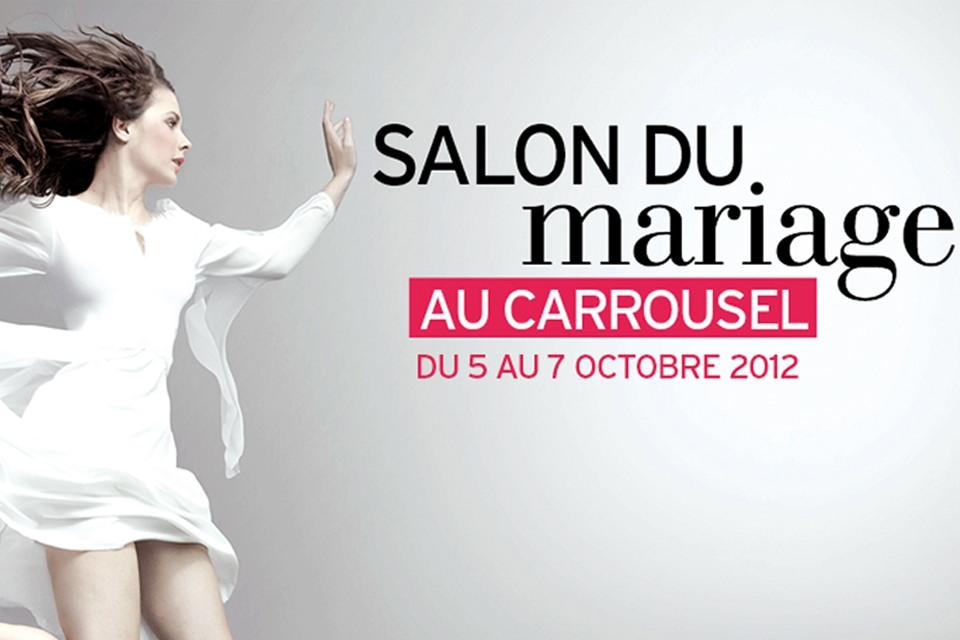 salon du mariage 2012 carrousel du louvre