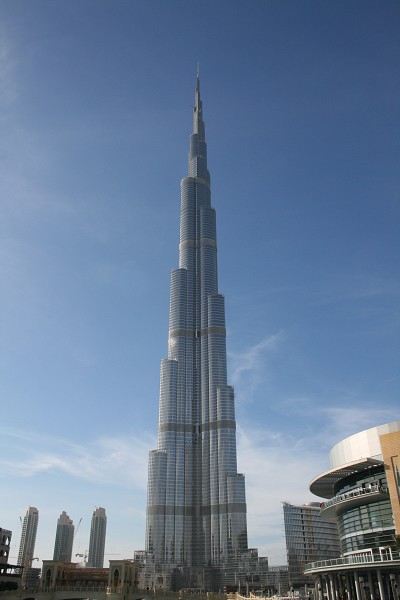 Burj Dubai Dubai