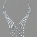 Collier Collection Water Harry Winston