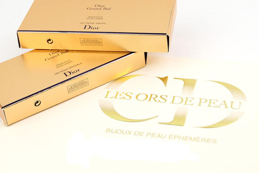 Les Ors de peau Dior