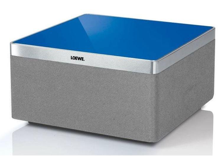 Loewe AirSpeaker bleu