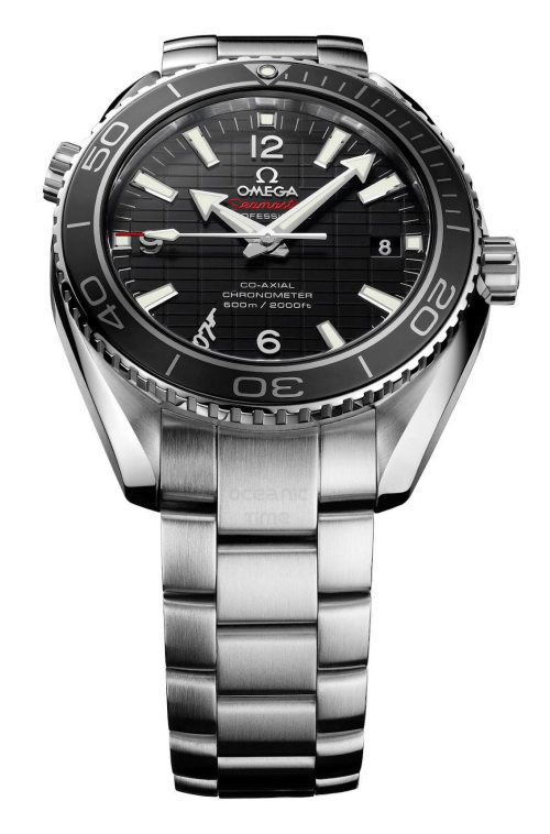 OMEGA Seamaster Planet Ocean 600Mm SKYFALL Limited Edition