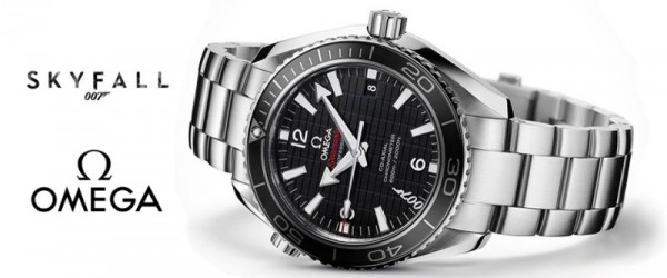 omega seamaster planet ocean 600m skyfall la montre de james bondluxebytrendy. Black Bedroom Furniture Sets. Home Design Ideas