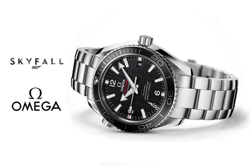 Omega Seamaster James Bond Skyfall