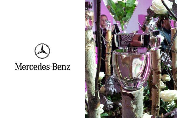 Parfum Mercedes pour femme
