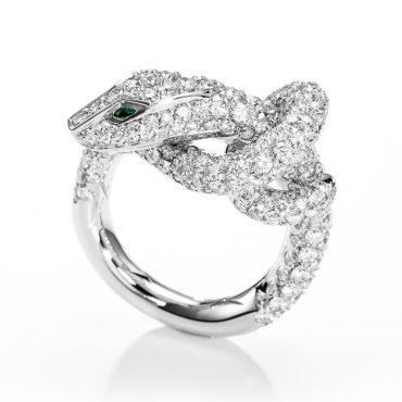 Bague Kaa diamant