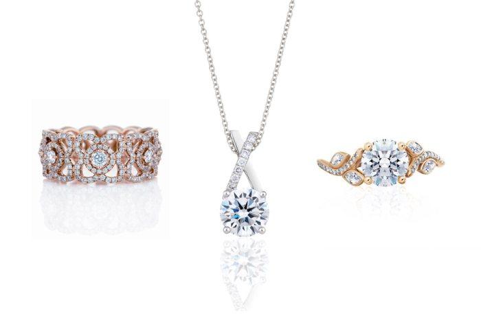 Bijoux diamant de beers