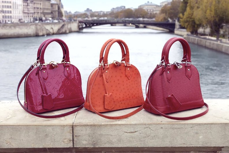 Mini sac Louis Vuitton Small is beautiful