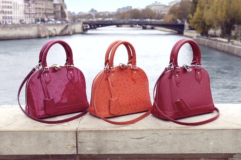 Small is Beautiful   une collection de mini-sacs par Louis Vuitton 5852a4c3900