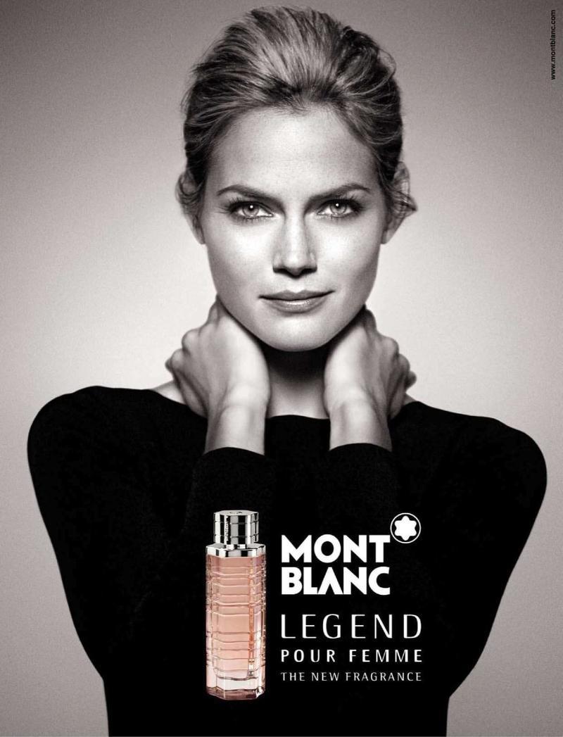 Pub Montblanc Legend pour femme