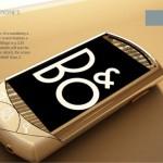 Smartphone de luxe BeoSmart1