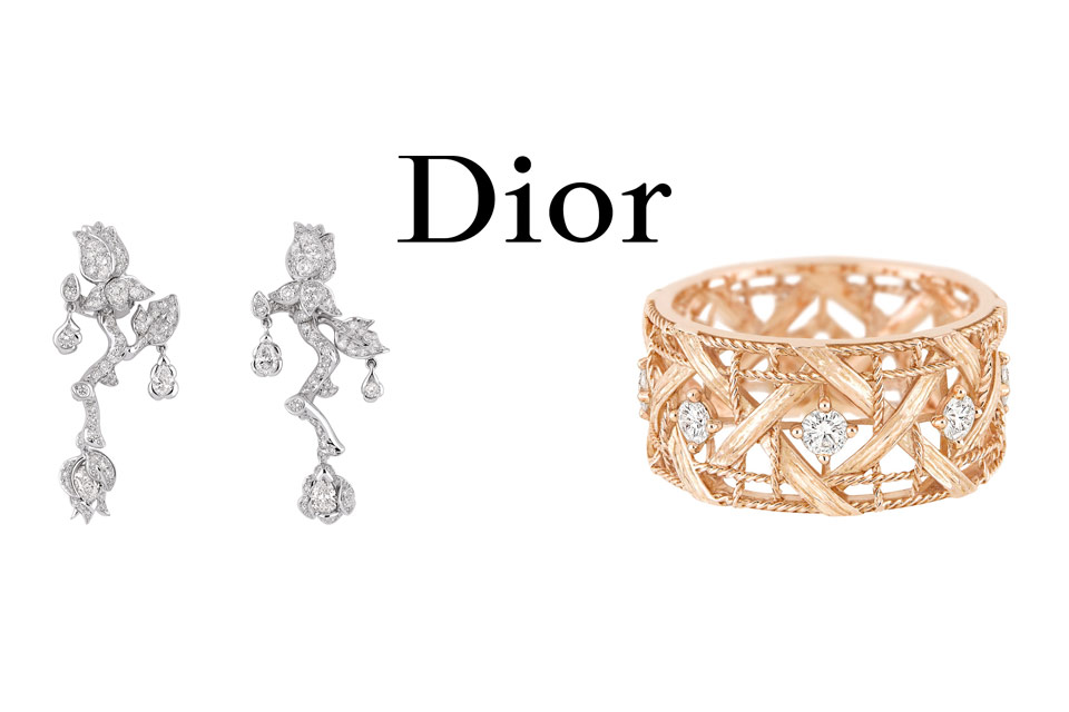 Ma sélection de bijoux Dior pour Noël