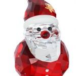 Cristal Père Noël Swarovski