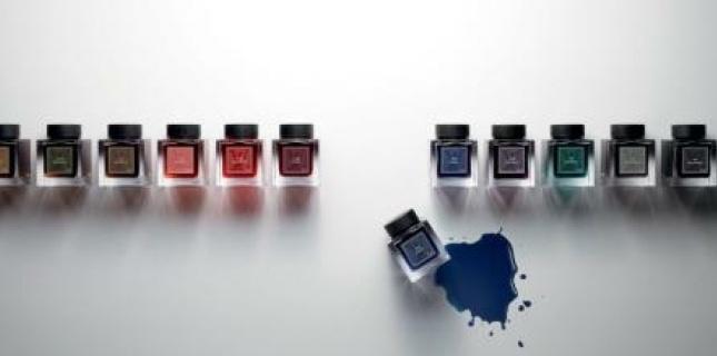 Encres de couleurs Louis Vuitton