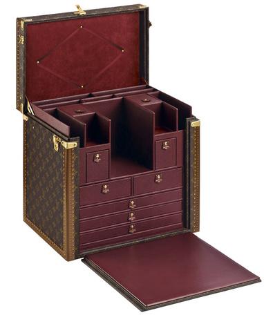 Malle écritoire Louis Vuitton