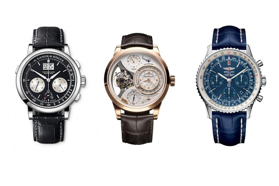 Ma liste de montres haut de gamme pour Noël