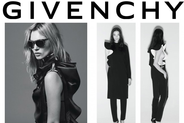 Campagne-printemps-été-Givenchy-Kate-Moss