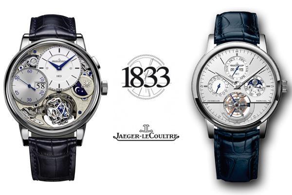 Collection Jubilée 180 ans Jaeger-LeCoultre