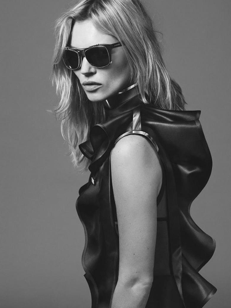 Kate Moss le nouveau visage de Givenchy