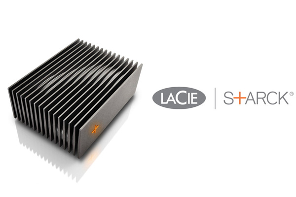 LaCie Blade Runner by Starck : une collaboration entre LaCie et Starck