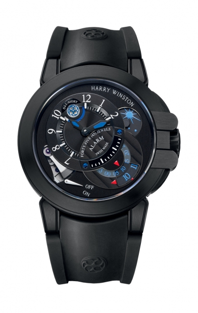 Montre Harry Winston Project Z6 Black Edition
